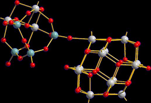 übergangsmetallsubstituierte Monoorganozinn Polyoxo